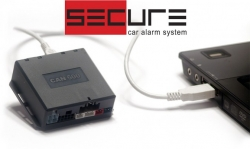 Secure C500 can autoalarm